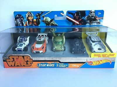 Star Wars Hot Wheels Cars 2014-2016 - Choose your car(s) - All Brand New