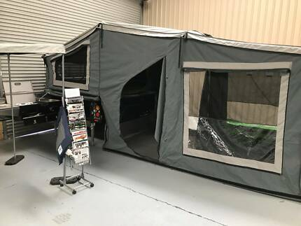 Buckland mk2 camper trailer from PMX trailers Carramar Wanneroo Area Preview