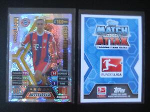 Match Attax  Bundesliga  2014/15 Karte 364 Club Einhundert Philipp Lahm 101/101
