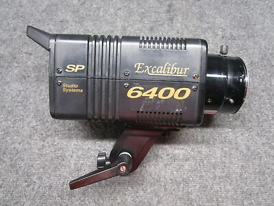 Sp Systeme Excalibur (SP Studio Systems Excalibur 6400 640W Monolight Flash Light SP6400 *No Bulb*)