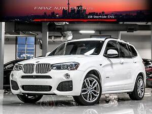 2015 BMW X3 ***SOLD***M-SPORT|3.5i|HUD|NAVI|360CAM|LOADED