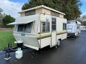Windsor Poptop - 1984 - Double Bed - Light to Tow Warragul Baw Baw Area Preview