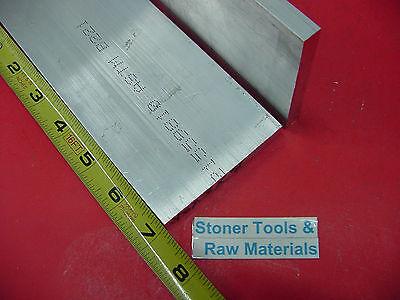 2 Pieces 14 X 4 Aluminum 6061 Extruded Bar 7 Long T6511 Plate Mill Bar Stock