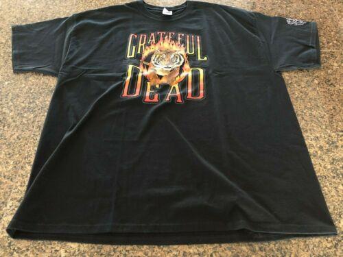 Grateful Dead Tiger Spring 1990 Too T Shirt (2XL)