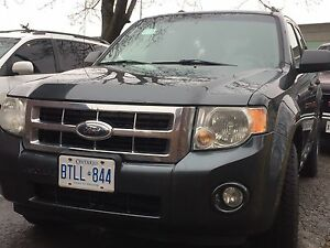 2008 For Escape XLT Safety and E-tested