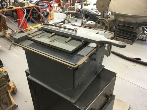 Rare Antique Eastman Printer no. 8
