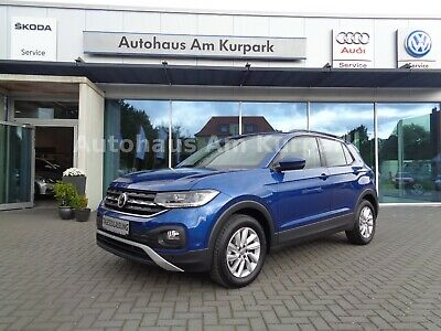 VW T-Cross 1.0 TSI Life Kamera, LED, Winterp.