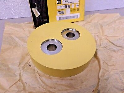 Oem Caterpillar 7x-9640 Plate New Old Stock