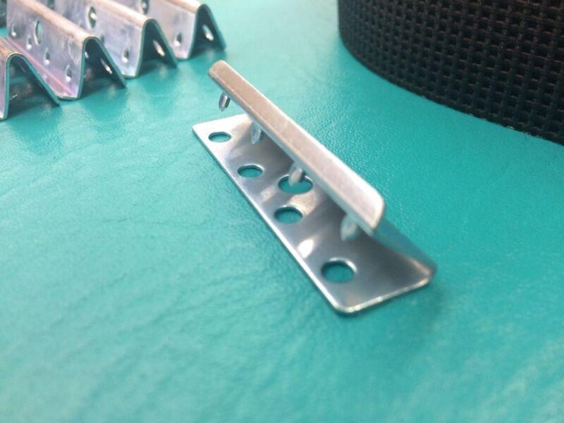 Webbing Repair Kit Clips Fagas Strap Pirelli  Kofod Larsen Furniture Selig Chair