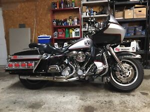 Clean 1989 Harley Ultra Tour Glide