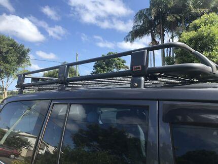 ARB steel roof rack 100 series landcruiser Buderim Maroochydore Area Preview