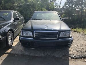 Mercedes Benz C Class C180 W202 1999 automatic now wrecking Northmead Parramatta Area Preview
