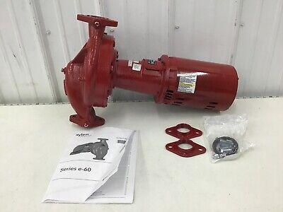 Bell Gossett - E617t Centrifugal Hot Water Circulating Pump