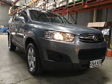 2012 Holden Captiva Wagon **must sell** Largs North Port Adelaide Area Preview