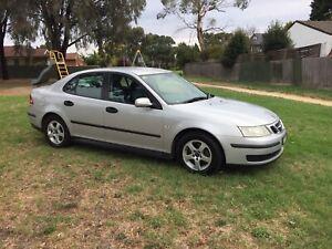 Saab sedan 2004