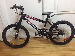 2 vélo pour enfant roue 20 pouces tres bonne condition