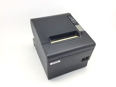 Epson Tm-88iv Business Thermal Printer M129h Tested