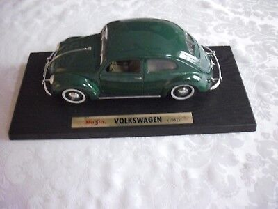 green maisto volks wagen 1951