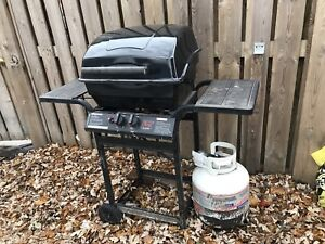 BBQ Barbecue Grill Propane Included!