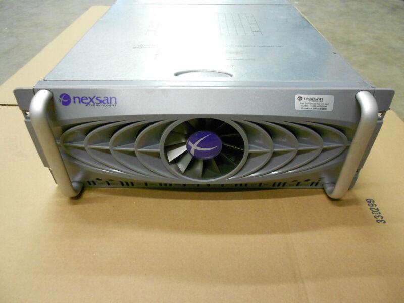 Nexsan SataBeast SAN 42TB Storage System SATA FC / iSCSI 42x 1TB 2GB Controllers