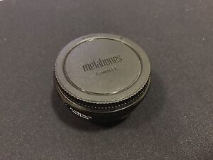 Metabones M3/4 to EF SPEEDBOOSTER Surfers Paradise Gold Coast City Preview