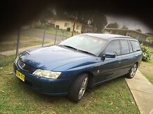 2002 Holden Commodore Wagon Sydney City Inner Sydney Preview