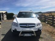 2010 Holden Captiva LX 7seats Launceston Launceston Area Preview