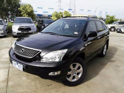 2008 Lexus RX350 Wagon SPORTS Ravenhall Melton Area Preview