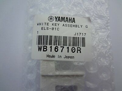 NEW Replacement Piano G Yamaha Key  Tyros2 Motif XF6 XF7 XS6 XS7 WB16710R for sale  Shipping to India