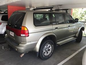 1998 Mitsubishi Challenger Wagon Redbank Plains Ipswich City Preview