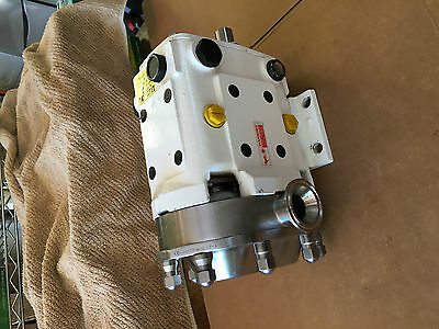Ampco Rbzp2-008-dm Sanitary Positive Displacement Pump
