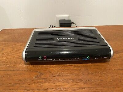 Centurylink Actiontec C1000A VDSL2 Modem with Wireless Router