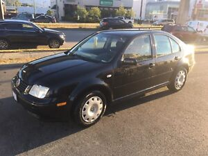 2001 Volkswagen Jetta 1.8T  Like new 106000kms