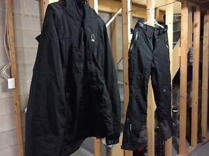 Rain Jacket and Rain Pants