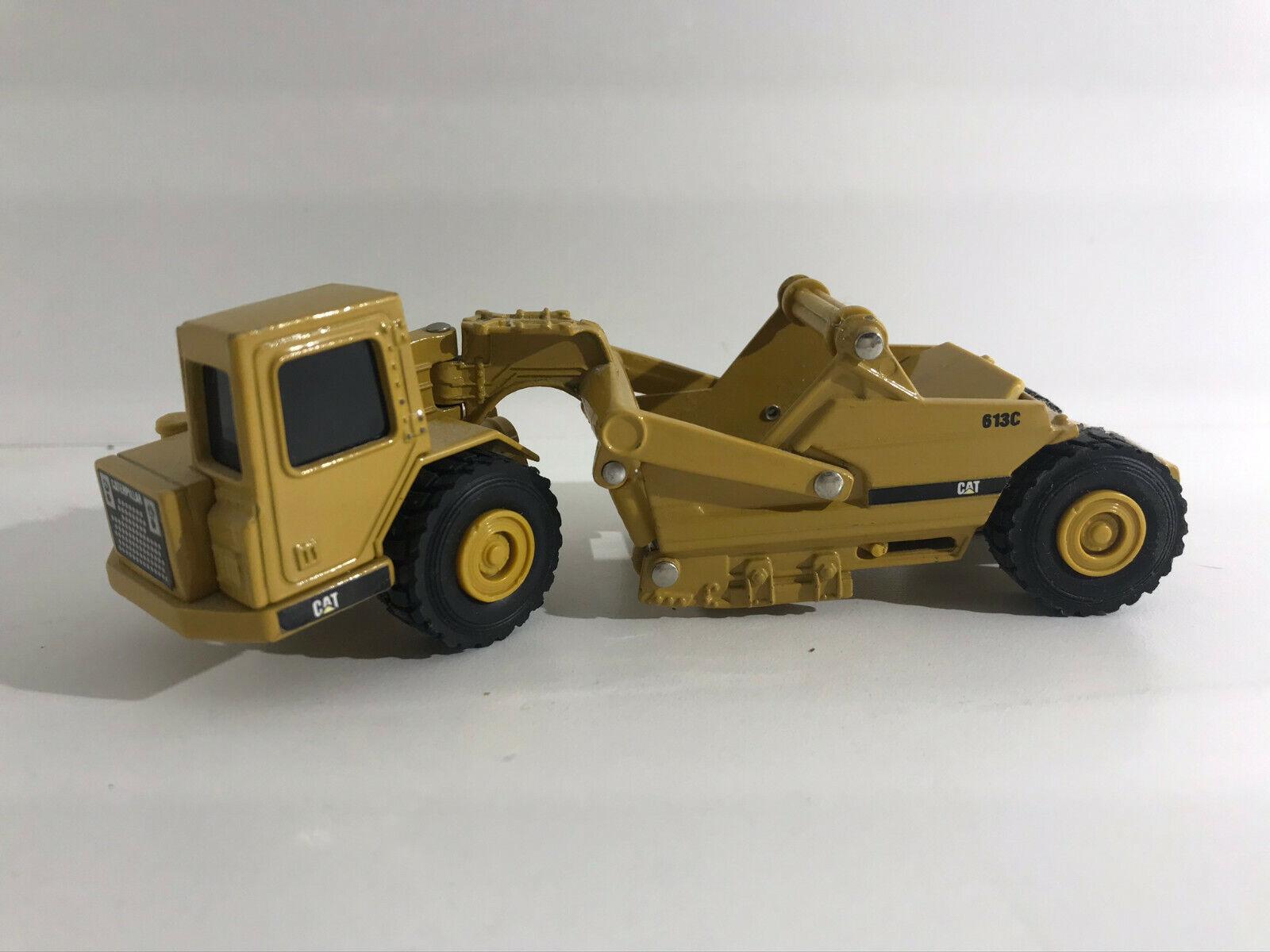 ERTL Caterpillar 613C Die-Cast Elevating Scraper. Used - $7.00