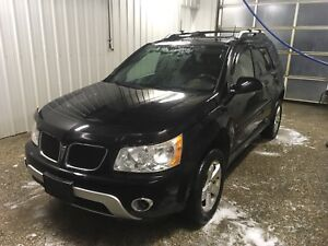2007 Pontiac Torrent V6 3.4L. Good condition
