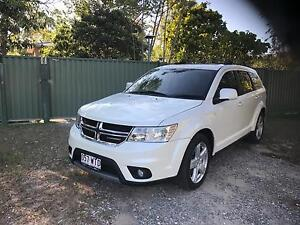 Dodge Journey 2012 wagon Boronia Heights Logan Area Preview