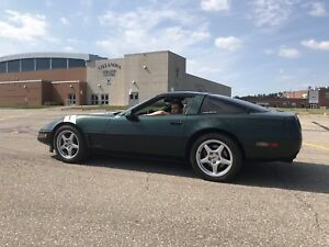 1995 corvette 6 spd Quick sale! $12000 FIRM