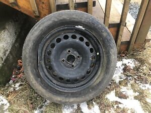 Five Tires. Want gone