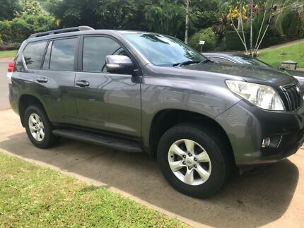 2010 Toyota LandCruiser SUV Cairns Cairns City Preview