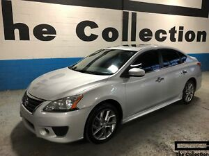 2013 Nissan Sentra 1.8 SR Premium Pkg w/Navigation /Sunroof /All