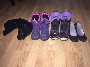 Girls size 12 boots/shoes