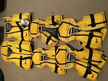 Life jackets - some with labels still attached Collaroy Manly Area Preview