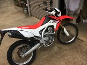 CRF250L Honda Dual Sport Terranora Tweed Heads Area Preview