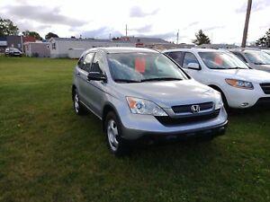 2008 Honda CRV LX