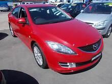 2009 Mazda Mazda6 Sedan classic 6sp manual 2.5l 4cyl Sandgate Newcastle Area Preview