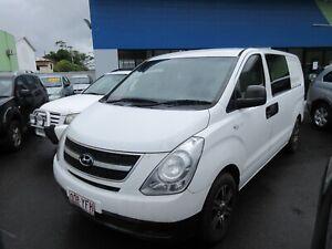 2013 Hyundai iLoad TURBO DIESEL AUTO Westcourt Cairns City Preview