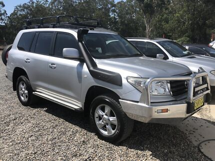 Toyota landcruiser gxl 2009 model Morayfield Caboolture Area Preview