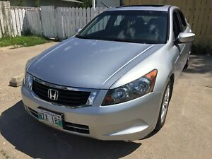 2008 Honda Accord EX-L price reduced for ***urgent sell***
