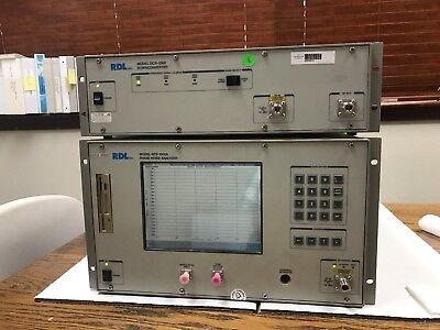 Aeroflex Rdl Nts-1000a Phase Noise Analyzer W Rdl Dcr-2500a Downconverter